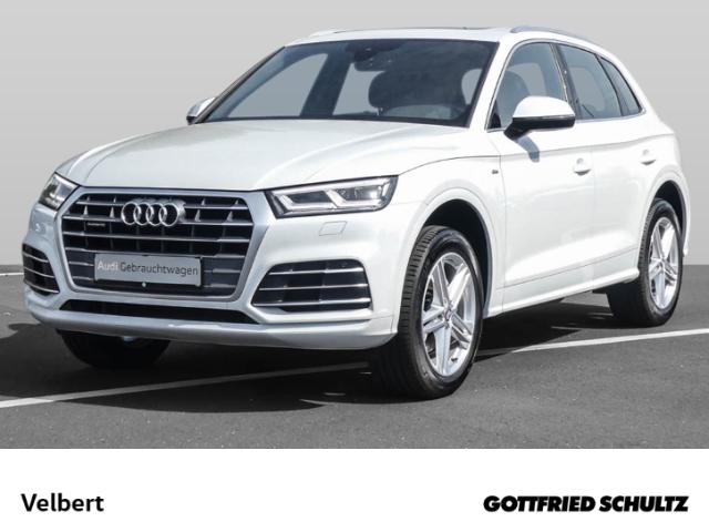 Audi Q5 2.0 TDI QUATTRO S-TRONIC+NAVI+PANO+MATRIX+AHK S-LINE EXTERIEUR, Jahr 2018, Diesel