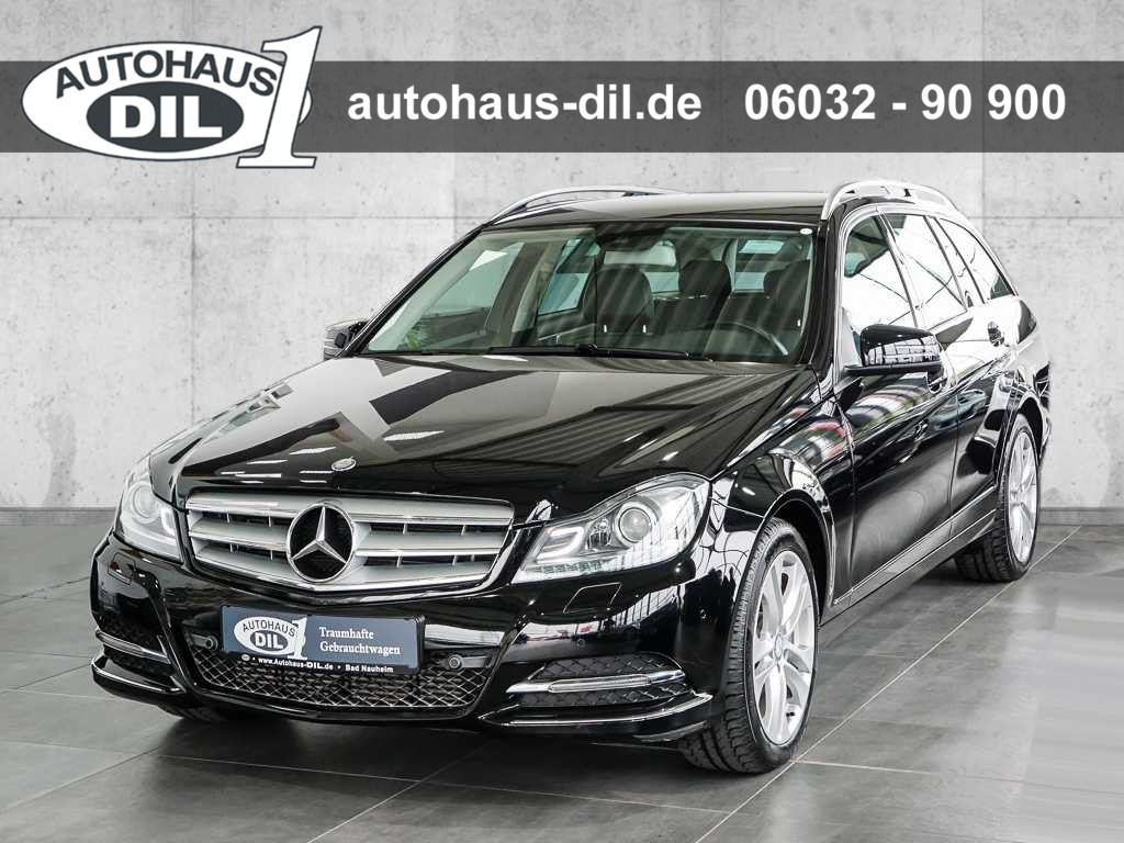 Mercedes-Benz C 200 T CDI DPF (BE) 7G Avantgarde *Navi*MwSt.*, Jahr 2013, Diesel
