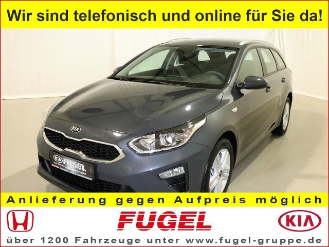 Kia Ceed Sportswagon 1.4 T-GDi Lenkradhzg.|SHZ|PDC|A, Jahr 2020, Benzin