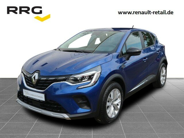 Renault CAPTUR II EXPERIENCE TCe 90 Sitzheizung, LED Sch, Jahr 2021, Benzin