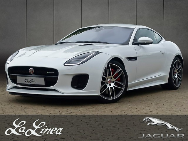 Jaguar F-TYPE 3.0 L R-Dynamic BlackPack, Jahr 2017, Benzin