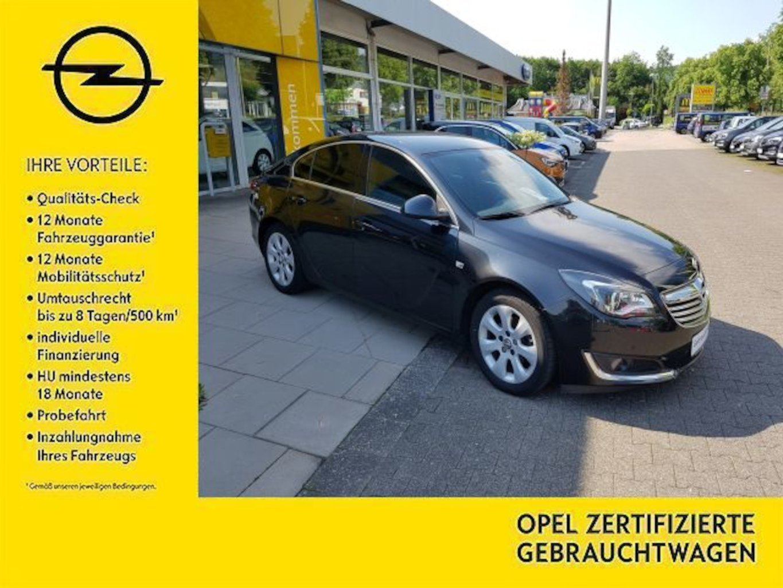 Opel Insignia 2.0 CDTI OPC-Line AGR-Sitze EuroNavi..., Jahr 2014, Diesel