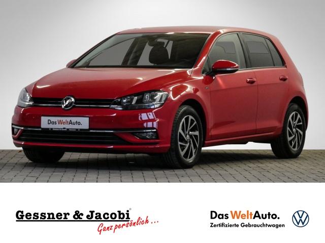 Volkswagen Golf VII Join 1.6 TDI BMT EU6 DSG Standheizung, Jahr 2018, Diesel