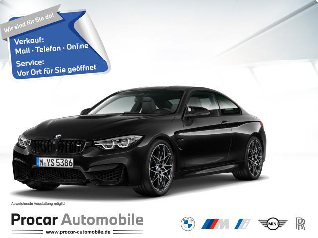 BMW M4 Coupe Competition M DKG HuD 20Zoll 360 H/K, Jahr 2020, Benzin