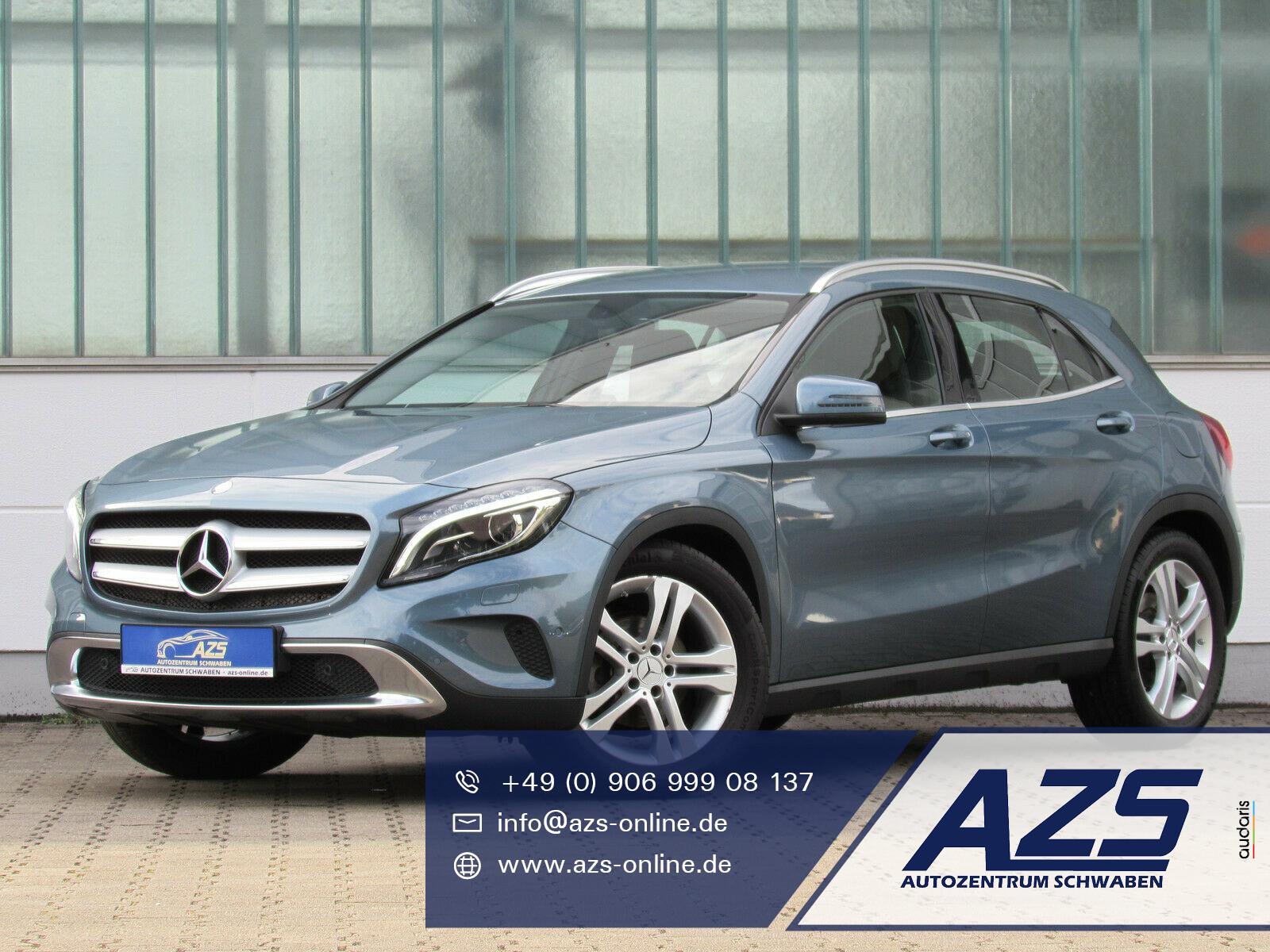 Mercedes-Benz GLA 180 CDI   Bi-Xenon   Klima   Parkhilfe  , Jahr 2015, Diesel