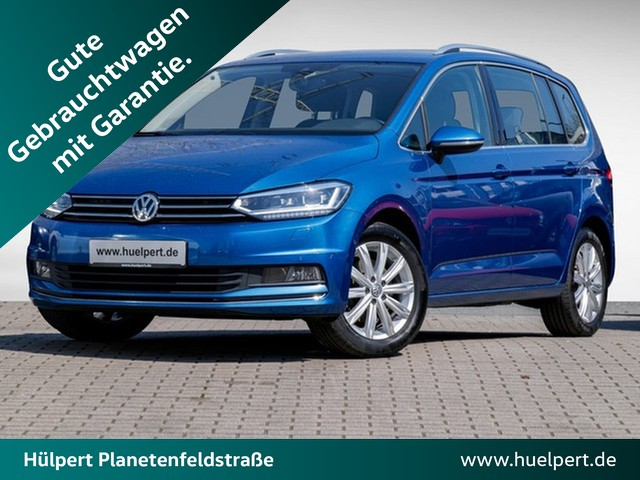 Volkswagen Touran 2.0 TDI Highline DSG LED NAVI APP CONN ACC PDC SHZ DCC, Jahr 2017, Diesel