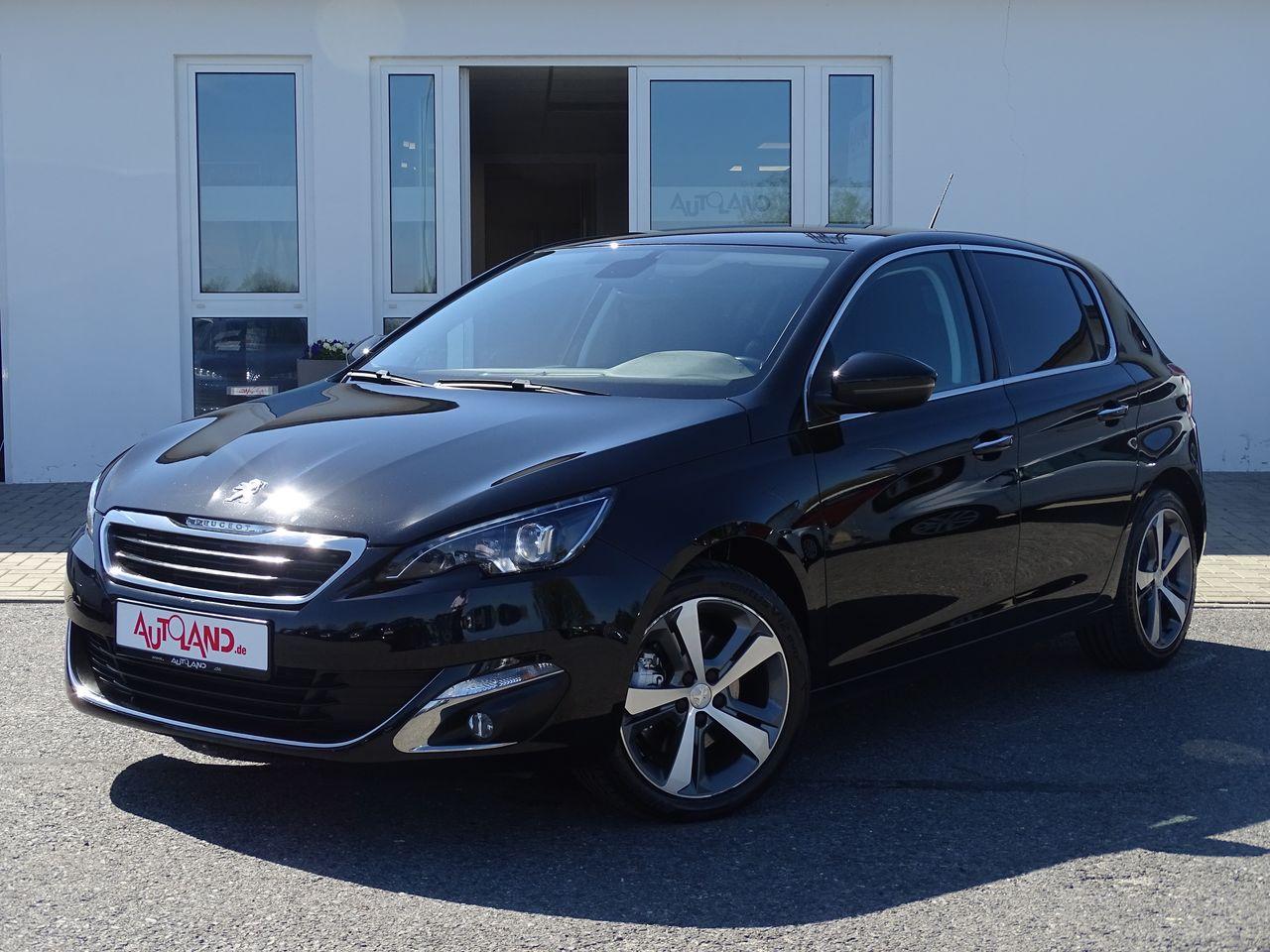 Peugeot 308, Jahr 2014, Diesel