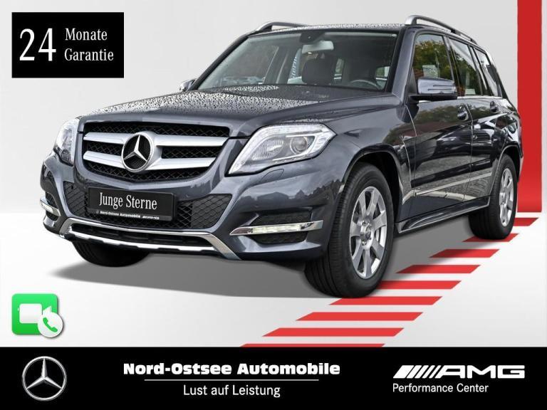 Mercedes-Benz GLK 220 CDI Navi AHK ILS Sitzhzg PDC Tempomat, Jahr 2013, Diesel