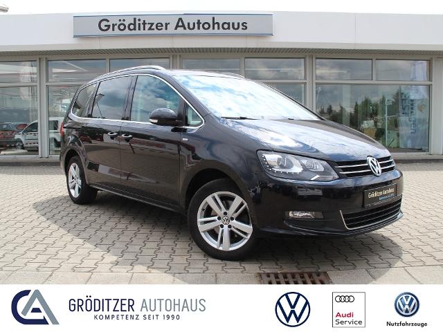 Volkswagen Sharan 2.0 TDI DSG Match Nav/GRA/XENON/PDC, Jahr 2013, diesel