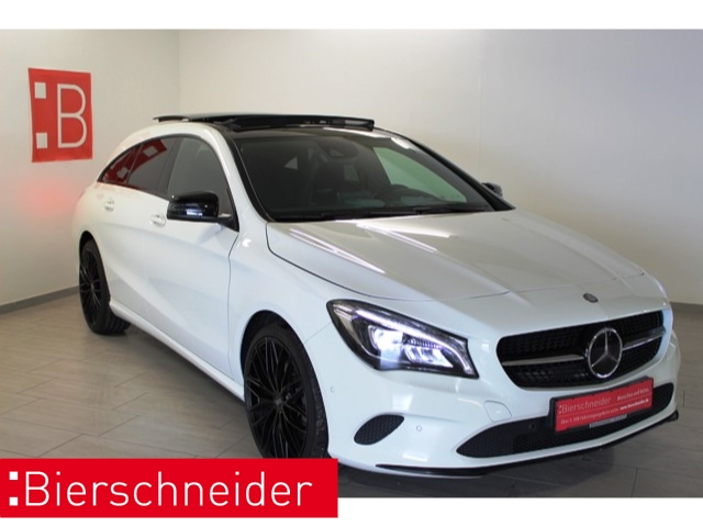 Mercedes-Benz CLA 250 Shooting Brake Urban LED PANO 19, Jahr 2016, Benzin