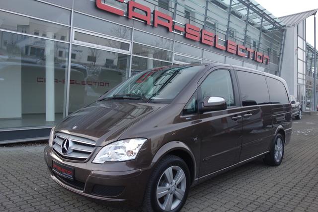Mercedes-Benz Viano 3.0 CDI Edition lang 2sTÜR/AHK/KAM/TISCH, Jahr 2013, Diesel