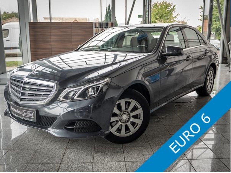 Mercedes-Benz E 250 BT COMAND-ILS-MULTIKONTUR-STANDHEIZUNG, Jahr 2015, Diesel