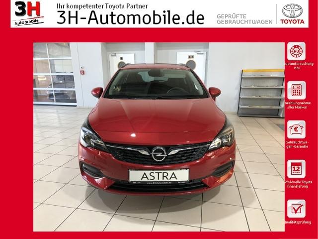 Opel Astra ST 120 Jahre 1.2 130PS*EURO6d*KAMERA*PDC*, Jahr 2020, Benzin