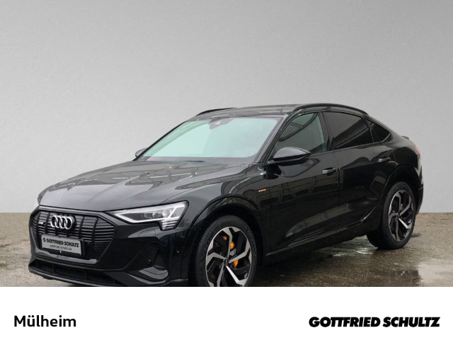 Audi e-tron SPORTBACK S LINE 50 QUATTRO Panoramadach LED DAB Bang & Olufsensofort lieferbar, Jahr 2020, Elektro