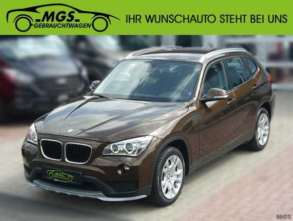 BMW X1 sDrive20d #XENON #AHK #BLUETOOTH, Jahr 2014, Diesel