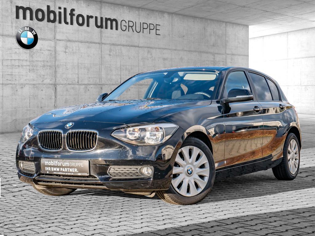 BMW 116, Jahr 2012, Benzin