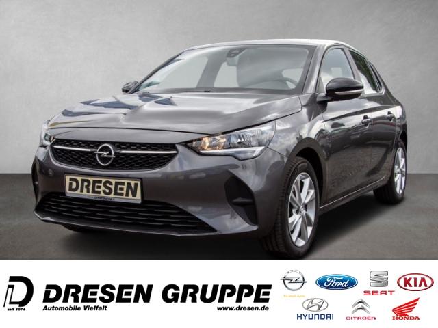 Opel Corsa F Edition 1.2/Klima+Müdigkeitserkennung+Frontkollisionswarner, Jahr 2020, Benzin