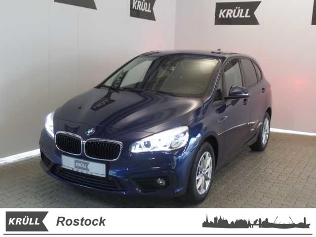 BMW 2er Active Tourer - 218i/LED/PDC/SHZ/AHK..., Jahr 2014, Benzin