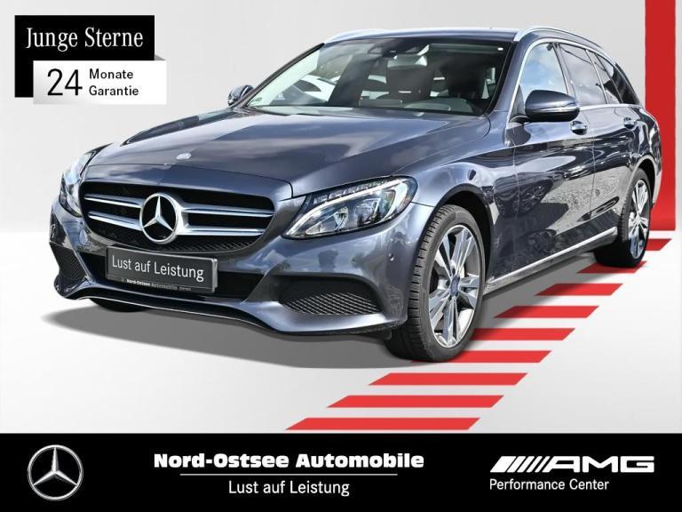 Mercedes-Benz C 350 e T Avantgarde COMAND Kamera LED Keyless, Jahr 2016, Hybrid
