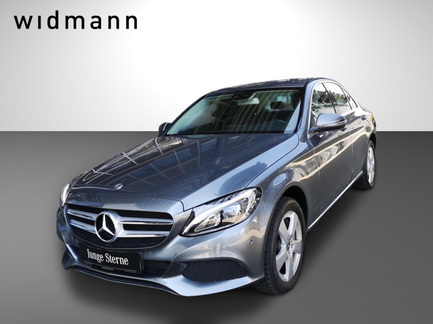 Mercedes-Benz C 350 e *Avantgarde*LED*Navi*Airmatic*Sitzheizg*, Jahr 2018, Hybrid
