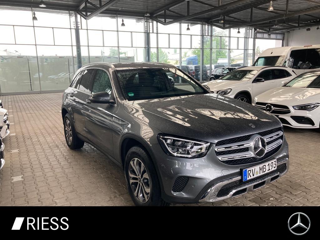 Mercedes-Benz GLC finanzieren