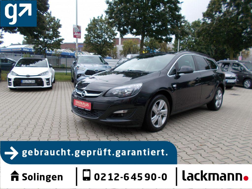 Opel Astra 1.6 CDTI DPF Sports Tourer Selection, Jahr 2014, Diesel