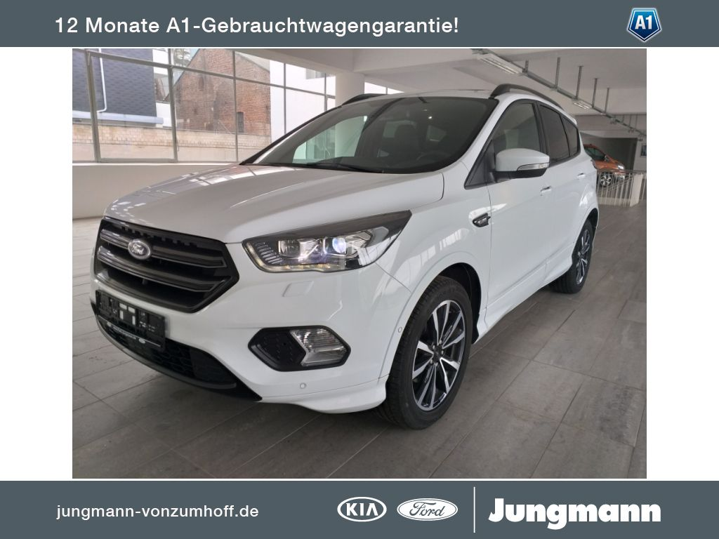 Ford Kuga 1.5 EcoBoost 2x4 ST-Line, Jahr 2018, Benzin