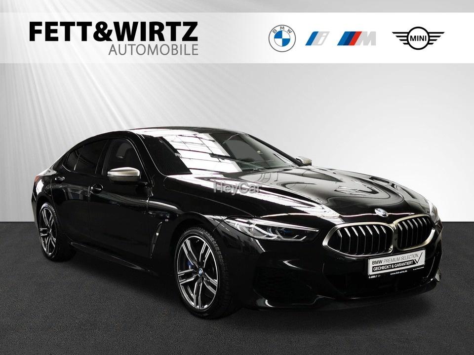 BMW M850i xDrive Gran Coupe Leas. ab 959,- br.o.Anz., Jahr 2020, Benzin