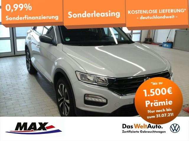 Volkswagen T-ROC 1.5 TSI IQ.DRIVE ACC+KAMERA+NAVI+SITZHZG.+, Jahr 2020, Benzin