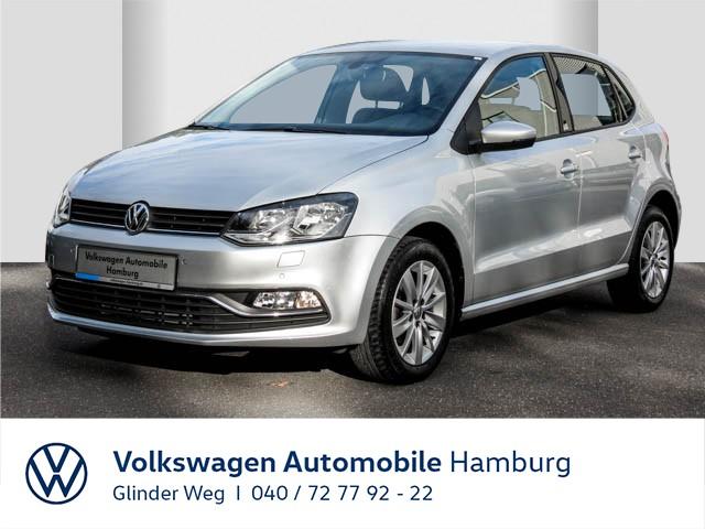Volkswagen Polo 1.0 Comfortline/Ganzjahresreifen/Navi, Jahr 2017, Benzin