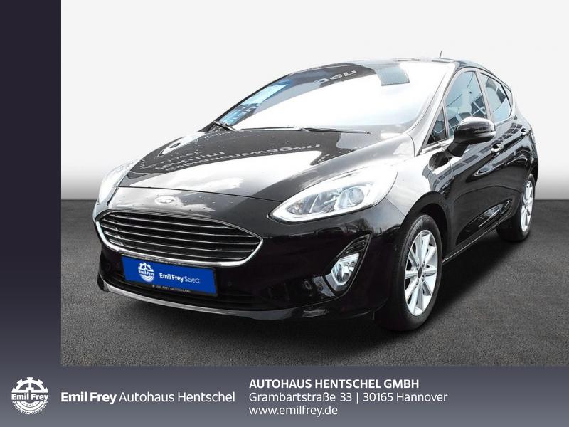 Ford Fiesta 1.0 EcoBoost S&S TITANIUM, Jahr 2018, Benzin