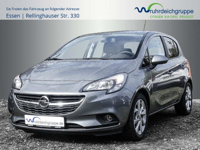 Opel Corsa 120 Jahre 1.4+Klima+Allwetter+Radio R4.0, Jahr 2019, Benzin