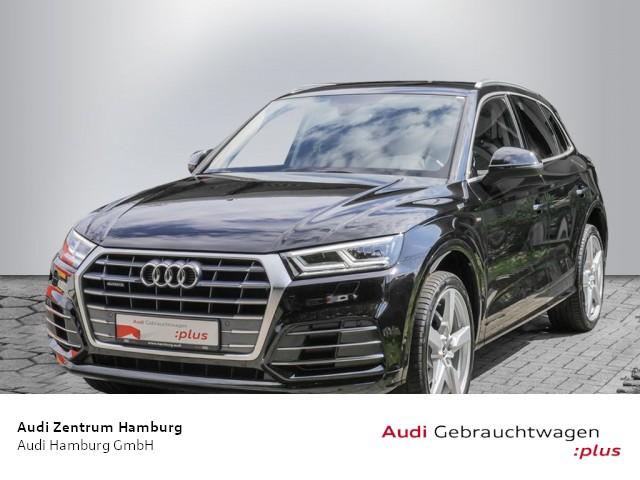 "Audi Q5 2,0 TDI design quattro S tronic S LINE NAVI 21""ZOLL, Jahr 2018, diesel"