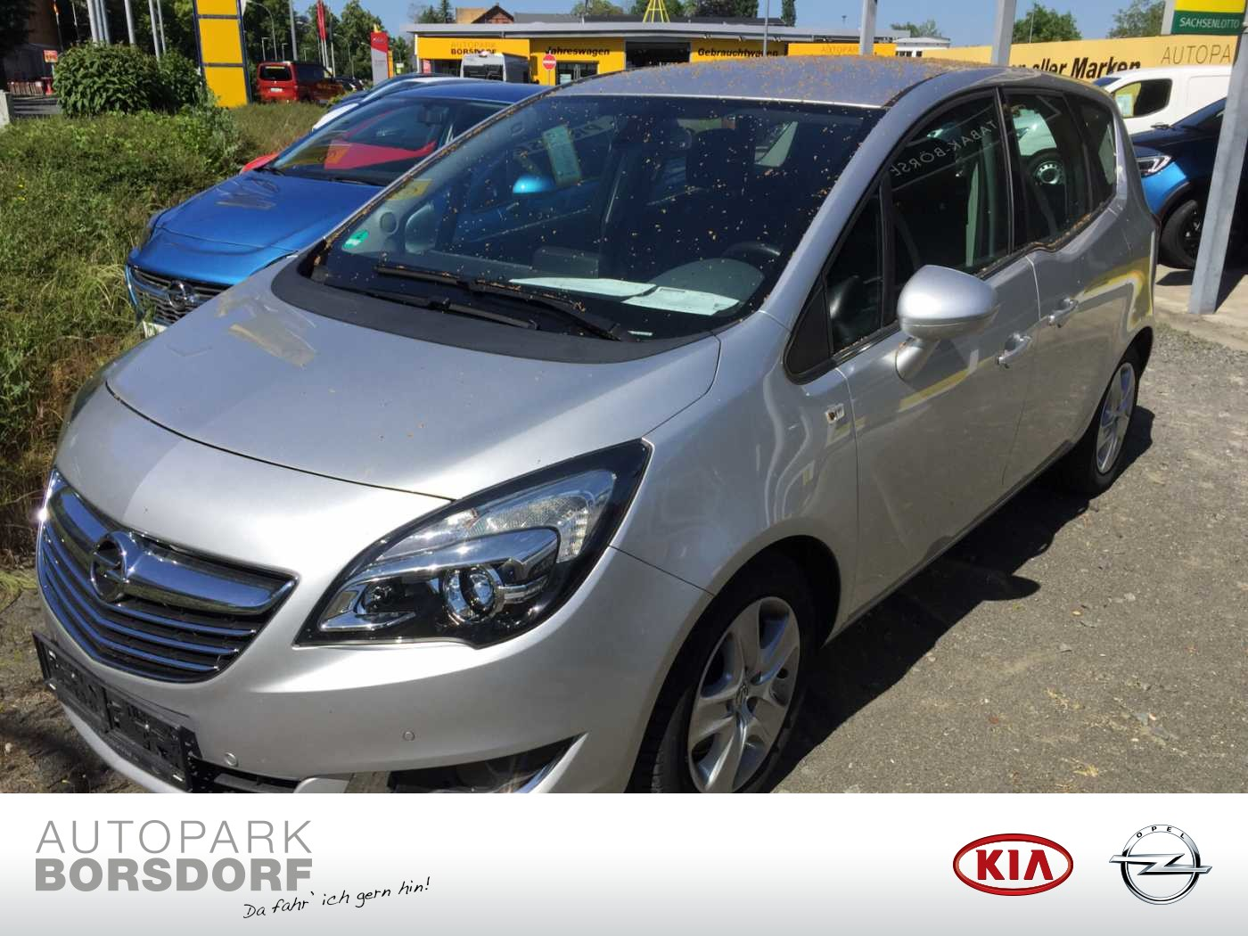 Opel Meriva Innovation, Jahr 2014, Benzin