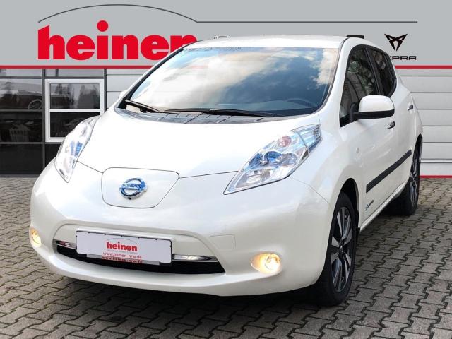Nissan Leaf Tekna BATT. 24kWh NAVI XENON BLUET TEMPO, Jahr 2015, electric