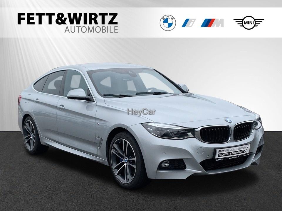 BMW 320 Gran Turismo GT xDrive M Sport Navi HUD AHK, Jahr 2018, Diesel