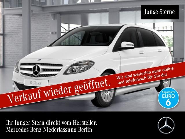 Mercedes-Benz B 250 e Electric Drive Range Plus Exklusiv, Jahr 2016, Elektro