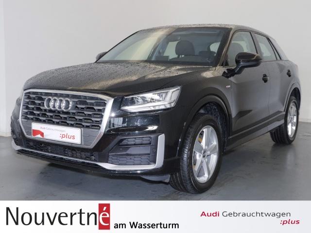 Audi Q2 1.4 TFSI CoD sport S-Line LED DAB, Jahr 2018, Benzin