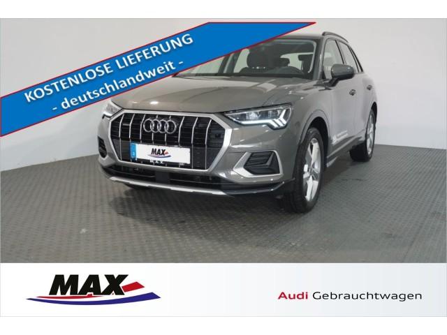 Audi Q3 40 TFSI ADVANCED LED+MMI NAV+KAMERA+VC+ALU 18, Jahr 2020, Benzin