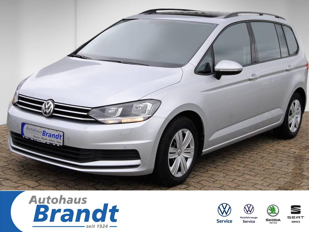 Volkswagen Touran 2.0 TDI DSG*NAVI*ACC*PANO*PDC*SHZ*AHK, Jahr 2018, Diesel