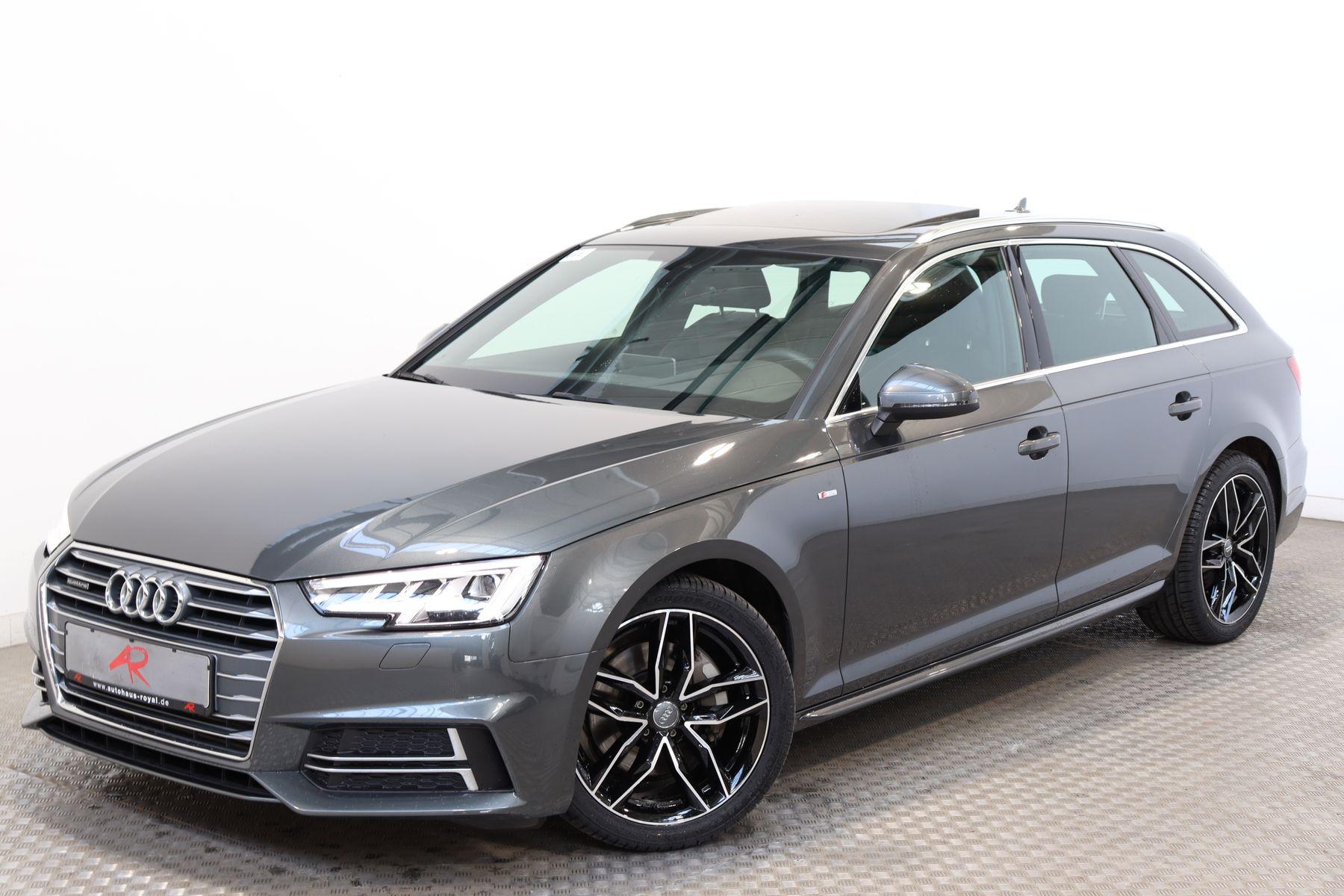 Audi A4 Avant 3.0 TDI qu 3x S LINE SPORT MATRIX,PANO, Jahr 2018, Diesel