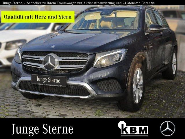Mercedes-Benz GLC 220 d 4M EXCLUSIVE BEIGE°LED°NAV° EPH°TWA°, Jahr 2015, Diesel