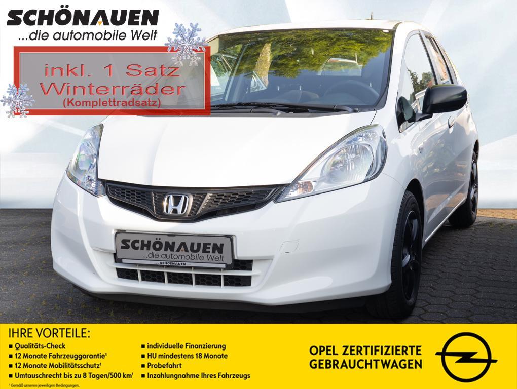 Honda Jazz 1.2 i-VTEC S COOL +KLIMAANLAGE+RADIO++, Jahr 2013, Benzin
