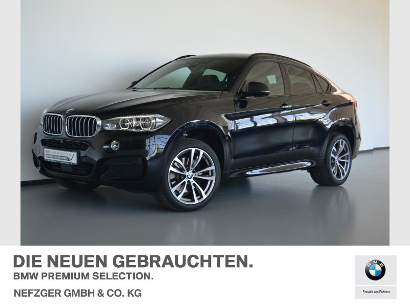BMW X6 xDrive40d M Sportpaket Head-Up HiFi LED GSD, Jahr 2016, Diesel