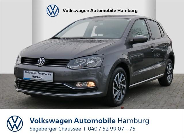 Volkswagen Polo 1,0 SOUND,NAVI,PDC,USB,SITZHZG,CLIMATRONIC, Jahr 2017, Benzin