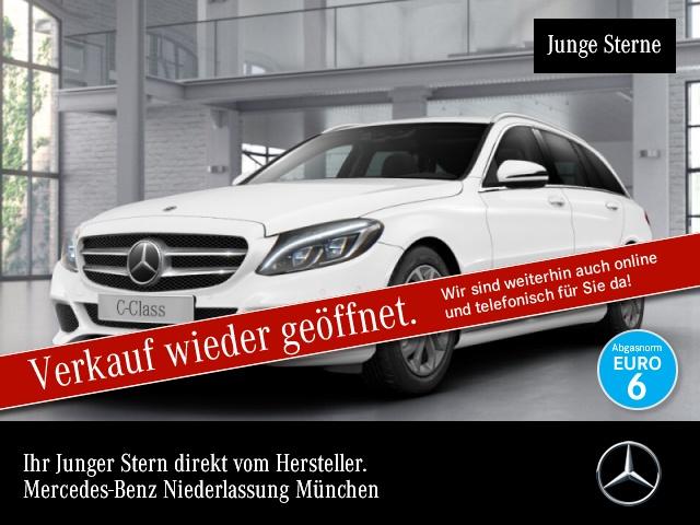 Mercedes-Benz C 300 T Avantgarde Stdhzg Distr. COMAND ILS LED 9G, Jahr 2018, Benzin