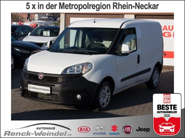 Fiat Doblo Cargo SX Kasten 1.3 Multijet Radio PDC CD ESP DPF Spieg. beheizbar Scheckheft, Jahr 2015, Diesel