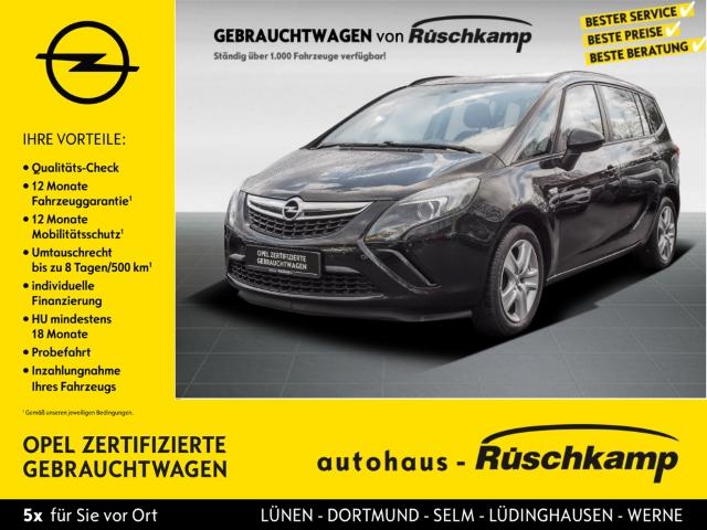 Opel Zafira Tourer C Edition 2.0 CDTI Klima PDC LHZ SHZ, Jahr 2013, Diesel