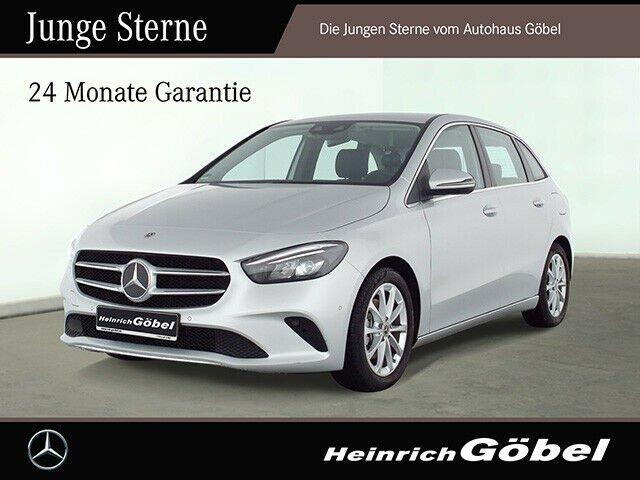 Mercedes-Benz B 200 d Totwinkel Kamera elek.Heckklappe Navi, Jahr 2020, Diesel