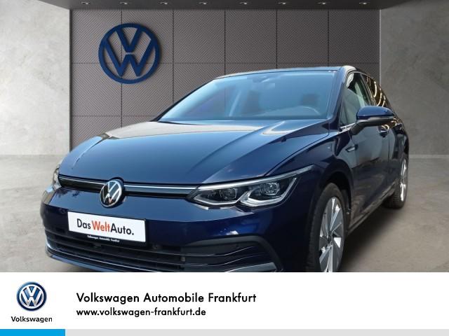 Volkswagen Golf VIII 1.5 TSI Style Navi ACC FrontAssist TravelAssist Golf 1,5 StyleBT096 TSIM6F, Jahr 2020, Benzin